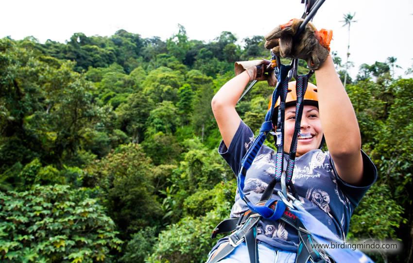 & Canopy u2013 Mindo Ecuador Cabañas Armonia